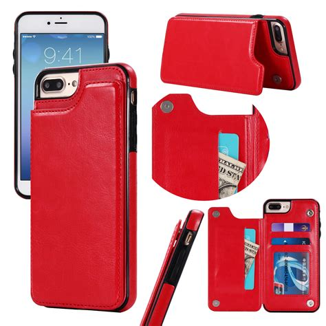 iphone xs max xr  leather wallet card holder flip