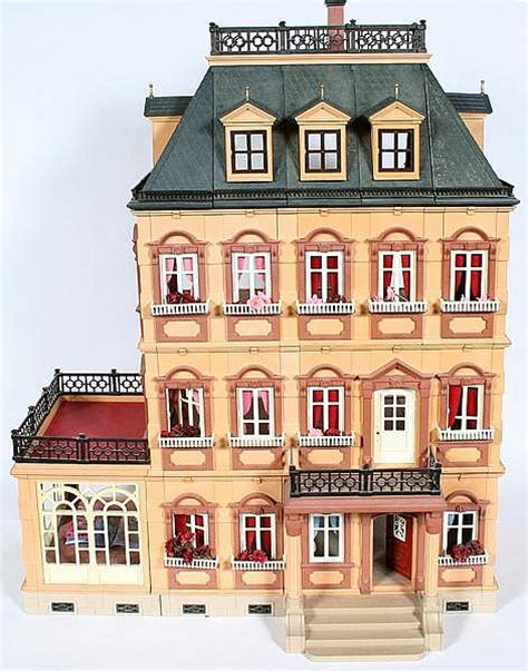 Playmobil Victorian Mansion 1990s Playmobil Victorian House Playmobil House