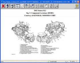 1996 saturn l200 starts up engine performance problem 1996