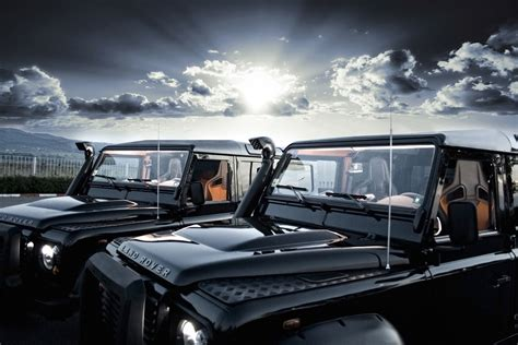 land rover experience defender vilner land rover defender experience quot the twins quot