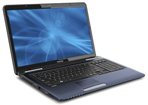 toshiba satellite l775d s7330 17 3 inch led laptop brushed aluminum blue ebay
