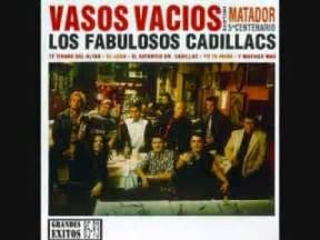 Los Fabulosos Cadillacs Los Fabulosos Cadillacs Vasos Vacios Con Celia