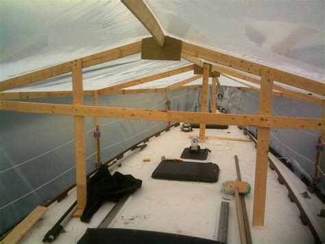 boat shrink wrap supports how to shrink wrap your boat for winter ragged sails