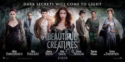film fantasy recenti da vedere recensione film beautiful creatures la sedicesima luna
