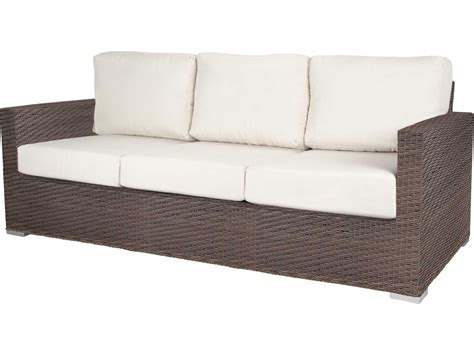 source outdoor furniture source outdoor furniture lucaya wicker sofa scso2012103