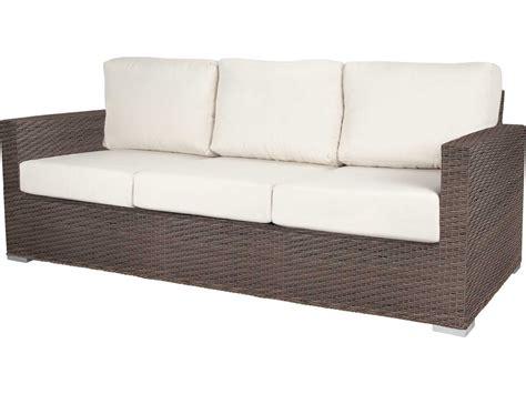 source outdoor furniture lucaya wicker sofa scso2012103