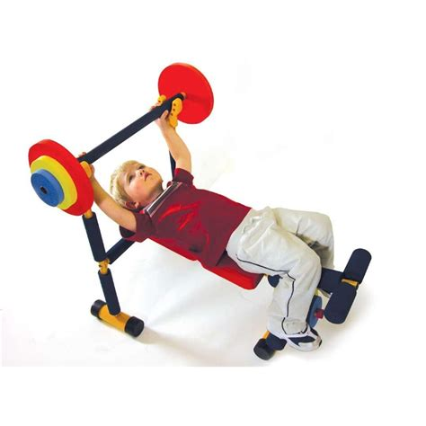 kid weight bench fun and fitness for kids weight bench multi