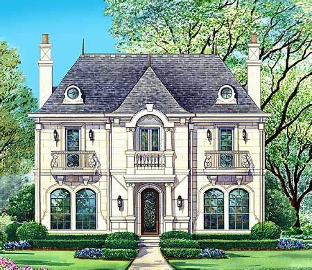 25 Best French House Plans Ideas On Pinterest Popular European House Plans
