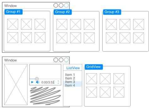 xaml fluid layout winrt xaml fluid layout for windows store app stack