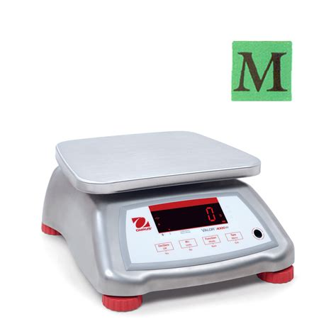 bench scales uk bench scales ohaus valor 4000 ip68 trade approved bench