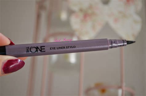 The One Eye Liner Stylo Oriflame review oriflame the one eyeliner stylo pink frenzy