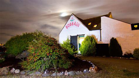 Bogbain Farm Inverness First Wedding Preparations