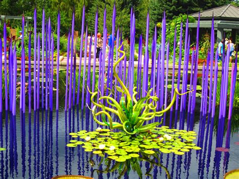 Chihuly S Colorado At The Denver Botanic Gardens Botanical Gardens Chihuly Exhibit