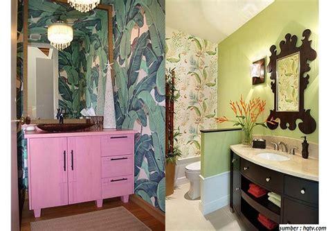 gaya retro lewat wallpaper dinding toko wallpaper jual til beda gunakan saja warna terang yang berani untuk