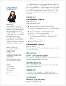 accountant resume 2017