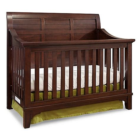 Westwood Convertible Crib Westwood Design Hayden 4 In 1 Convertible Crib In Espresso Buybuy Baby