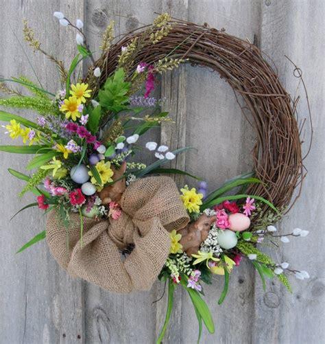 diy spring wreath ideas whimsical spring forsythia wreath just 72 best jarn 237 v 253 zdoba velikonoce images on pinterest