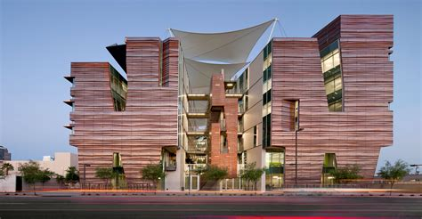 Architect Education And by Biomedical Cus Health Sciences Education Building Co Architects