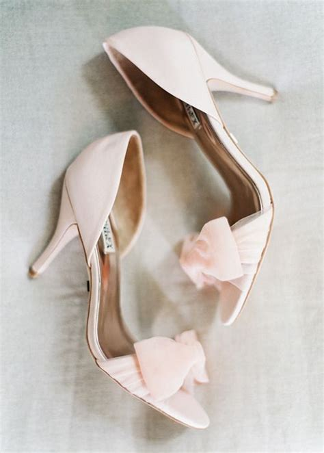 Best 25  Blush wedding shoes ideas on Pinterest   Blush