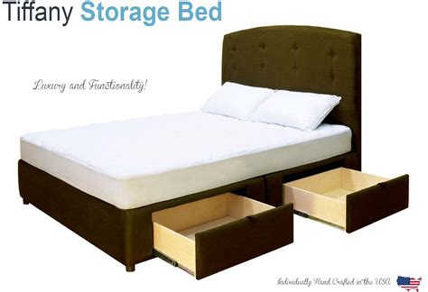 Platform Bed With Storage Underneath King Storage Platform Bed With Underneath Drawers Sale Quality
