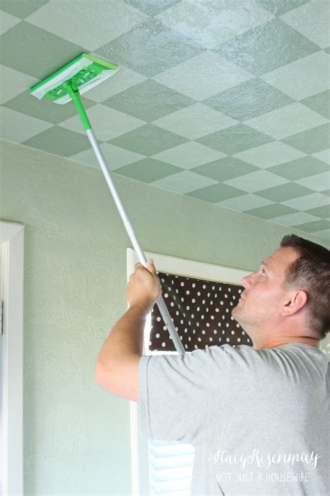 Ceiling Clean by Kitchen Floating Shelves Not Just A