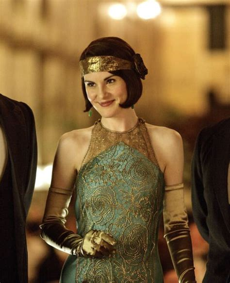 lady mary crawleys new hair style michelle dockery as lady mary crawley in downton abbey tv
