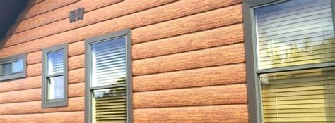 log home siding kits log cabin vinyl siding pros and cons 10 reasons to