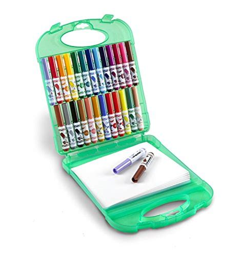 Crayola Washable Pip Squeaks Kit crayola pip squeaks washable markers paper set