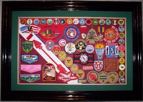 patch display 1000 images about scout displays on boy scout