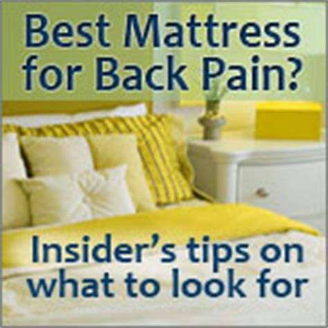 What Is The Best Mattress For Bad Back by Efficient Solutions 24 7
