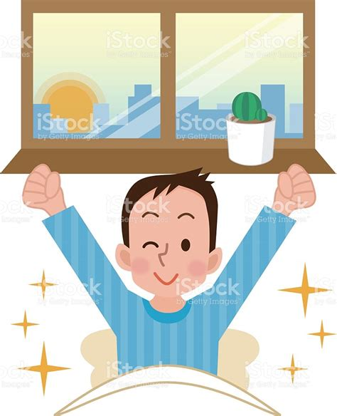 imagenes get up ability to wake up stock vector art more images of adult