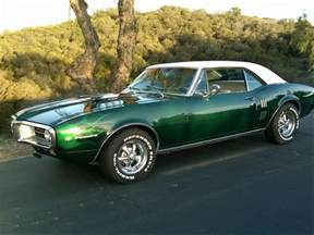 Pontiac Firebird By Year Pontiac Firebird 1967 1969 1st Generation Amcarguide