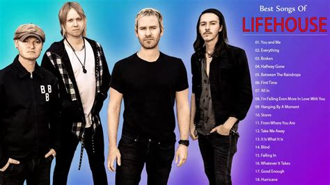 lifehouse best song lifehouse greatest hits playlist 2018 best songs of