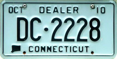 Ct Vanity Plates by Connecticut 2