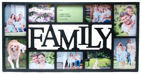 family pic frames lasercuts ltd wooden collage frames