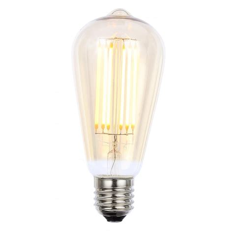 Forum Lighting by Forum Lighting Inlight Led Dimmable Vintage Filament L