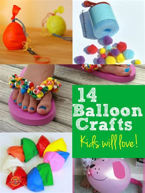 balloon crafts for 14 craft ideas you can make with balloons creators