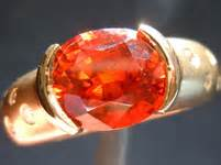 Garnet 2 84ct gemstones