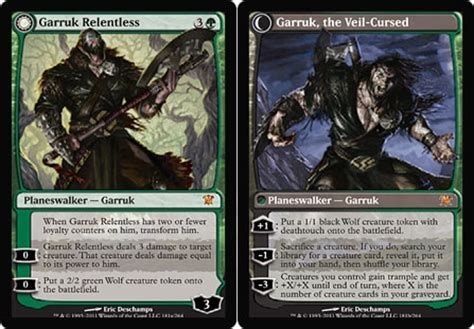 the of magic the gathering innistrad magic the gathering innistrad single garruk relentless