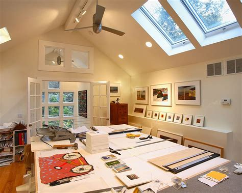 Studio Apartment Furniture by 20 Trendy Ideas For A Home Office With Skylights