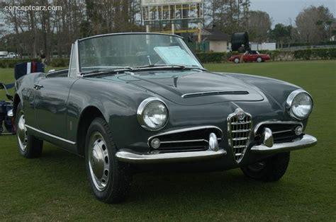 1965 alfa romeo giulia series 101 alfa romeo motors