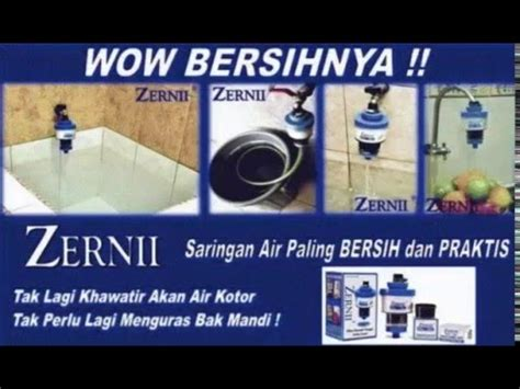 Harga Filter Air Zernii jual filter air modern zernii www airindonesia id