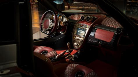 pagani interior pagani huayra lo 2018 interior hd cars 4k wallpapers