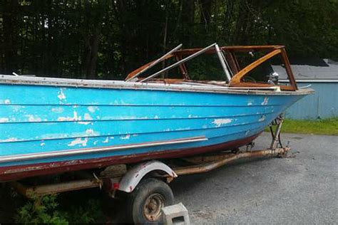 craigslist boats maine a free boat is listed on maine s craigslist until someone