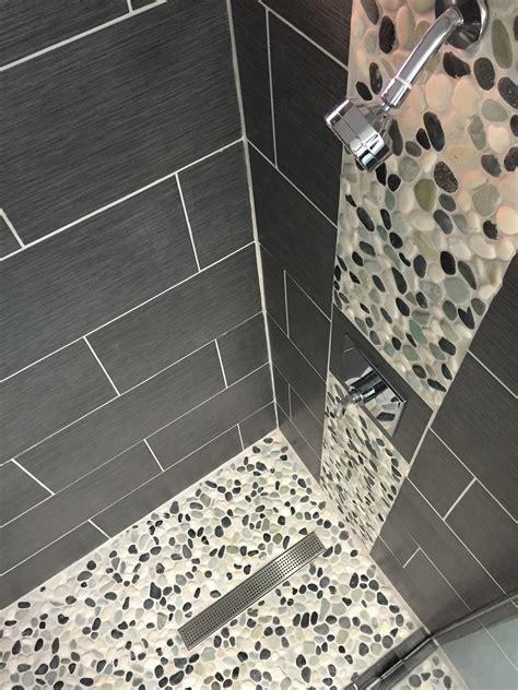 how to tile a bathroom floor and walls bali turtle pebble tile pebble tile shop