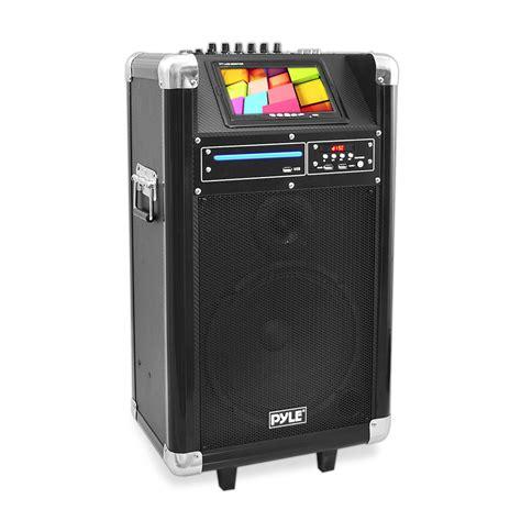 Speaker Gmc889d Speaker Multimedia Karaoke Usb Bluetoot Berkualitas pylepro pkrk10 home and office pa loudspeakers
