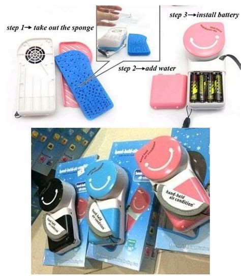 Kipas Cooler Mini Portable jual ac genggam mini usb handy cooler portable kipas angin air conditioner toko kaya murah