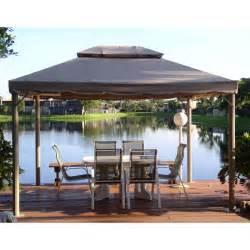 Bj Wholesale Patio Furniture Bjs Wholesale Bond 10 X 12 Gazebo Canopy Replacement