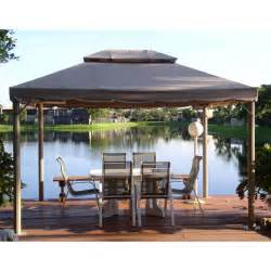 Bjs wholesale bond 10 x 12 gazebo canopy replacement y99850 garden