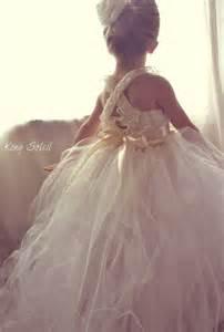 lace tutu and tulle flower dresswedwebtalks wedwebtalks
